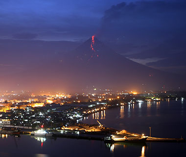 Cities that That Could Be the Next Pompeii: Legazpi City, Philippines