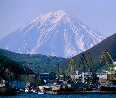 Cities that That Could Be the Next Pompeii: Petropavlovsk-Kamchatsky, Russia