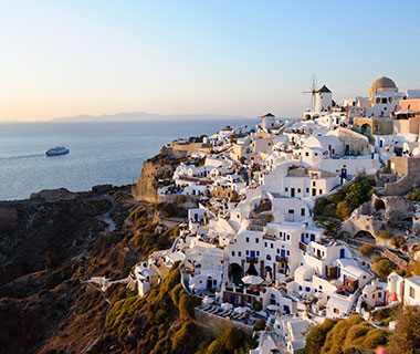 Cities that That Could Be the Next Pompeii: Santorini, Greece