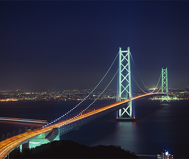 World's Longest Bridges: Akashi Kaikyo