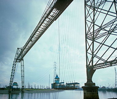 World's Longest Bridges: Newport Transporter Bridge