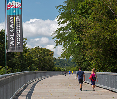 World's Longest Bridges: Walkway Over the Hudson, Poughkeepsie, NY