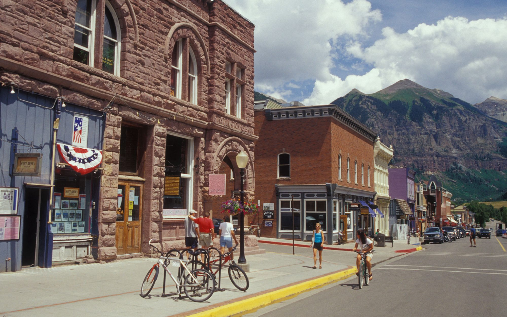 America's Most Romantic Towns: Telluride