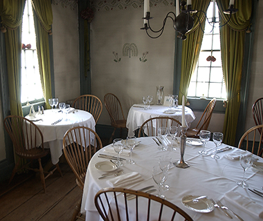 T+L Editors' Favorite Restaurants: Old Inn on the Green, New Marlborough, MA
