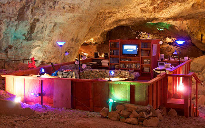 The Cavern Suite, Grand Canyon Caverns, Arizona