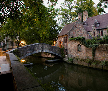 World's Best Cities for Romance: Bruges