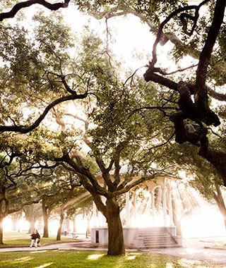 World's Best Cities for Romance: Charleston