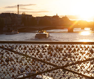 World's Best Cities for Romance: Paris