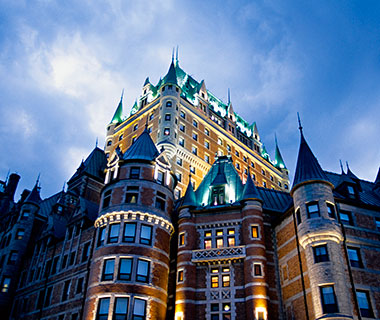 World's Best Cities for Romance: Quebec