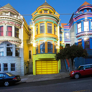 San Francisco Walking Tour: Haight/Ashbury