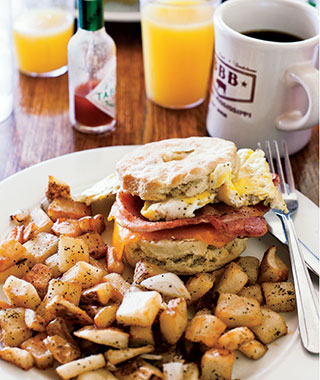 America's Best Sandwiches: Big Bad Breakfast