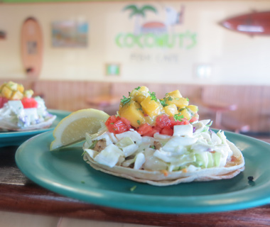 Eat Like a Local: Coconut's Fish Cafe