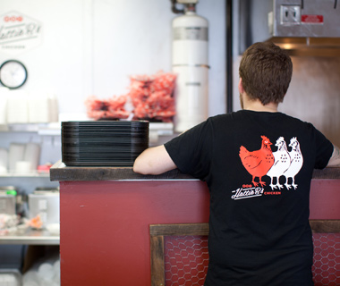 America's Best Places to Eat Like a Local: Hattie B's