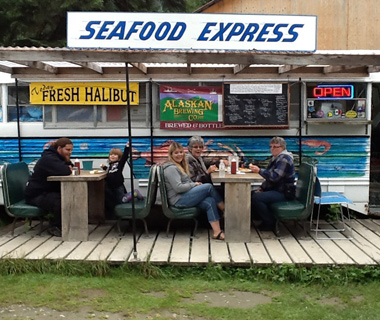Eat Like a Local: Seafood Express