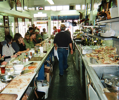 Eat Like a Local: Swan Oyster Depot