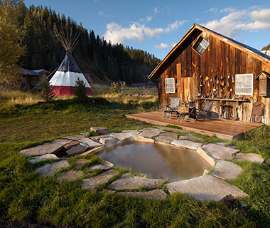Coolest All-Inclusive Resorts: Dunton Hot Springs