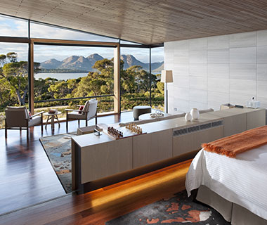 Coolest All-Inclusive Resorts: Saffire Freycinet