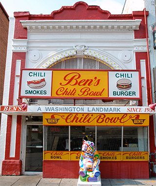 America's Best Chili: Ben's Chili Bowl