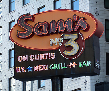 America's Best Chili: Sam's No. 3