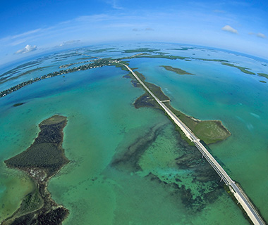 America's Most Scenic Waterside Drives: Overseas Highway, Florida
