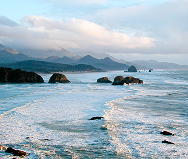 "America's Most Scenic Waterside Drives: ""Goonies Route,"" Oregon Coast"