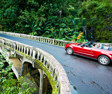 America's Most Scenic Waterside Drives: Hana Highway, Maui, Hawaii