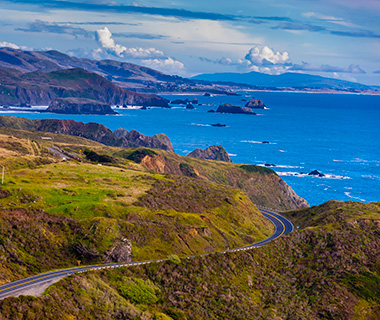 America's Most Scenic Waterside Drives: California's North Coast