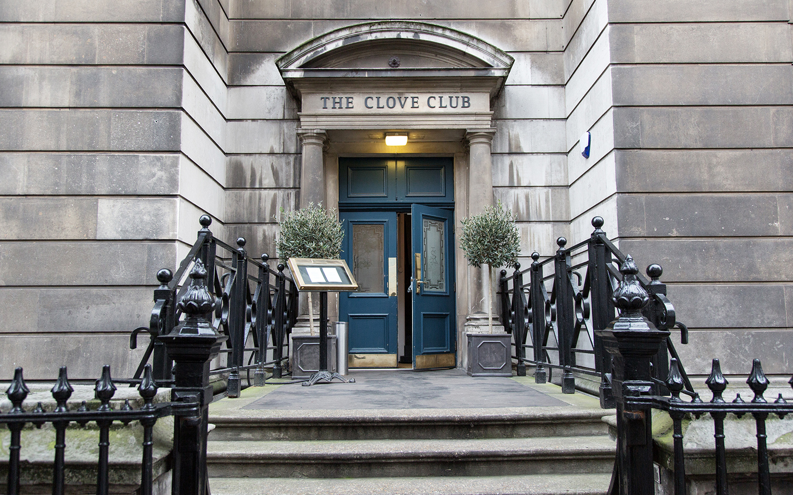 Europe's Best Places to Eat Like a Local: Clove Club