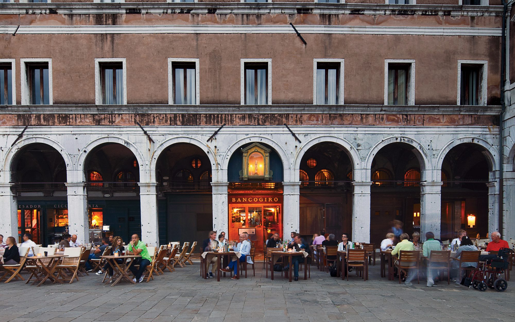 Europe's Best Places to Eat Like a Local: Osteria Bancogiro
