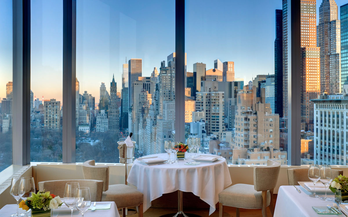World's Most Amazing Restaurants with a View: Asiate