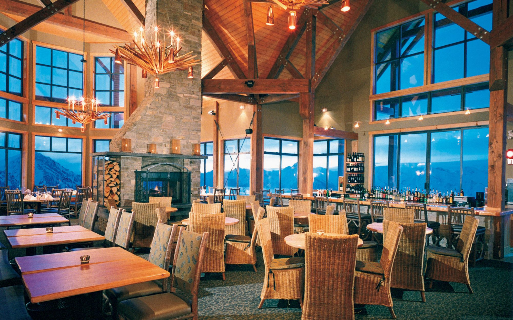 Eagle's Eye Restaurant, British Columbia, Canada