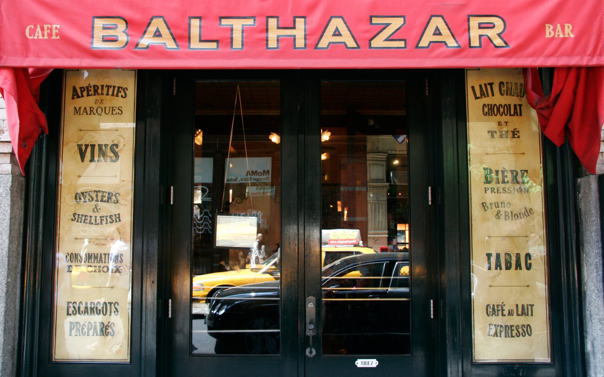 America's Best Places to Eat Like a Local: Balthazar