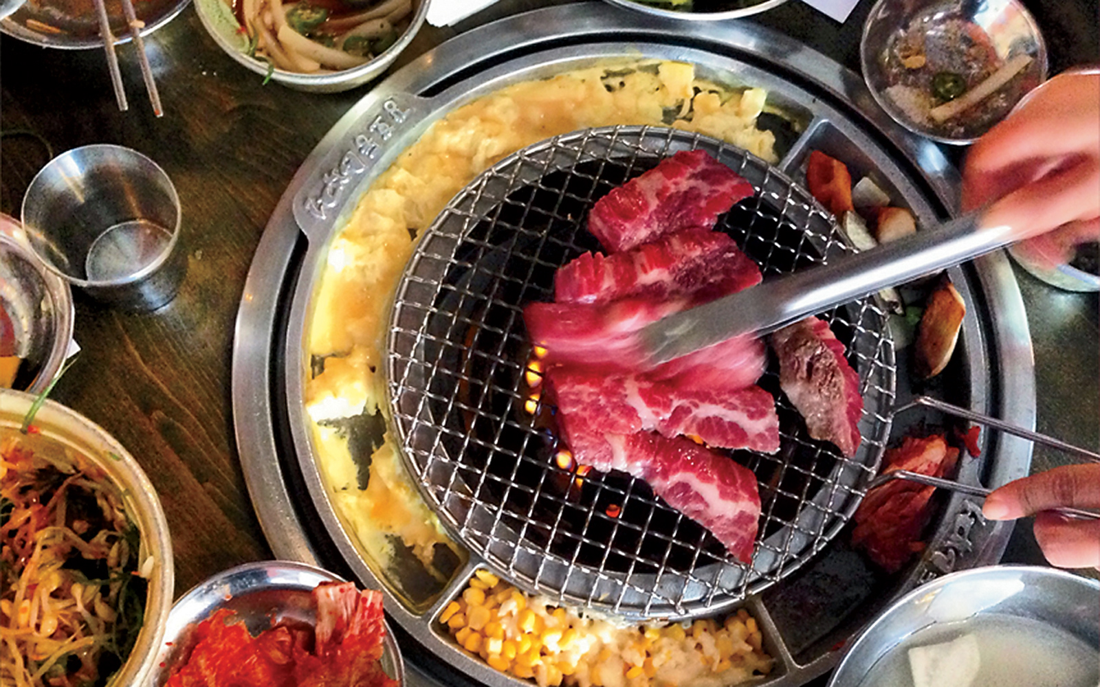 America's Best Places to Eat Like a Local: Kang Hodong Baekjeong