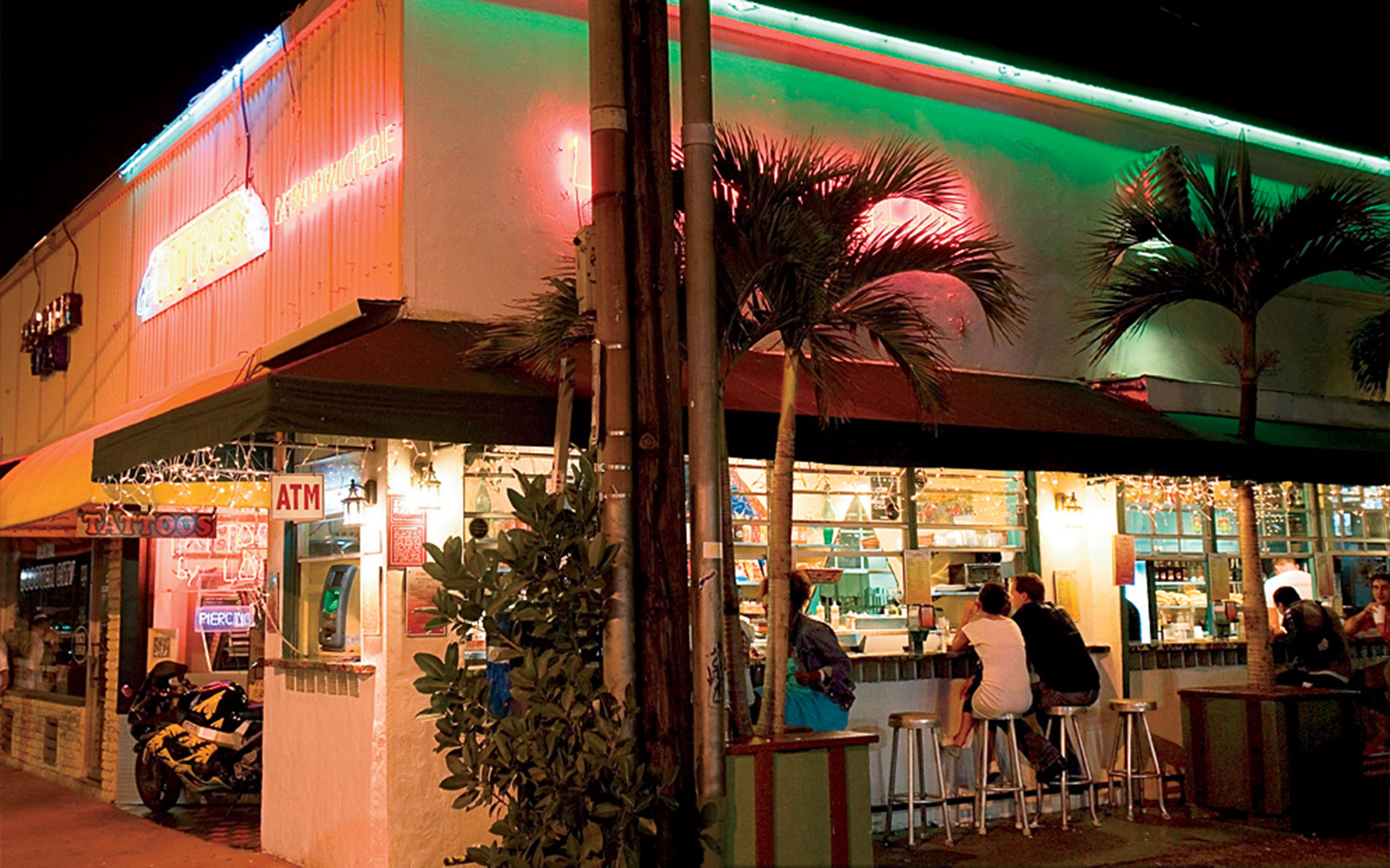 La Sandwicherie, Miami Beach