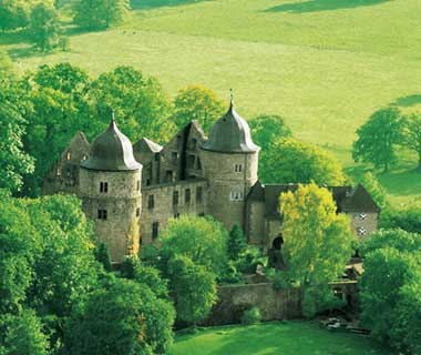 Europe's Best Affordable Castle Hotels: Dornröschenschloss Sababurg