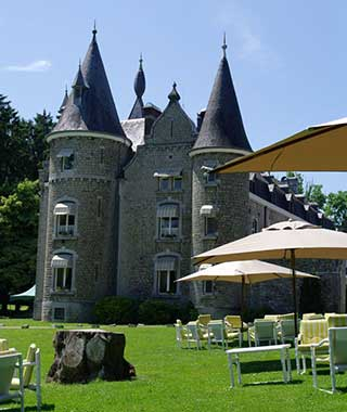 Europe's Best Affordable Castle Hotels: Château d'Hassonville