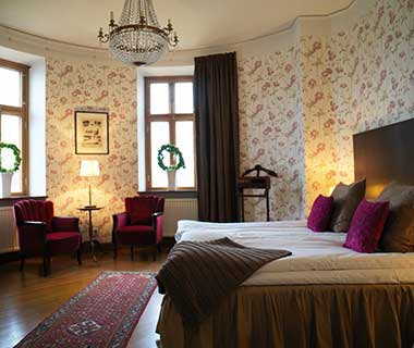 Europe's Best Affordable Castle Hotels: Häckeberga Castle