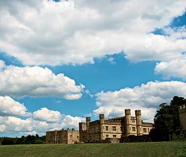 Europe's Best Affordable Castle Hotels: Leeds Castle