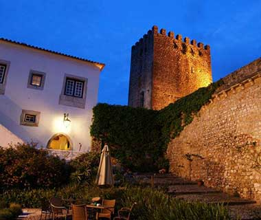Europe's Best Affordable Castle Hotels: Óbidos Pousada