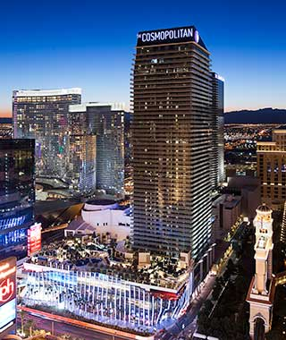 What to Do in Las Vegas: Cosmopolitan