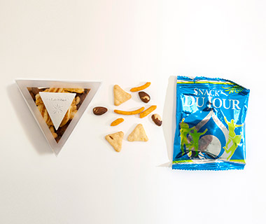 Airline Snacks: Snack du Jour, Air Tahiti