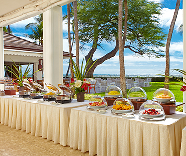 Best Brunch Buffets in America: Orchids Halekulani
