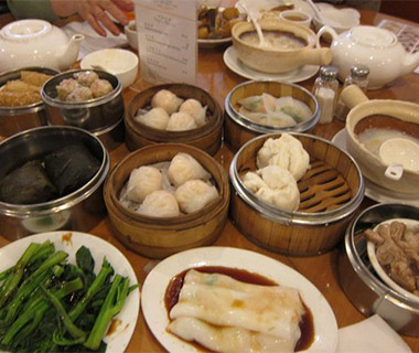 Winsor Dim Sum Café, Boston
