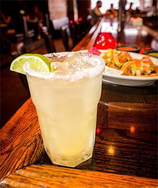America's Best Margaritas: Bark at the Moon at La Puerta