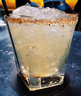 America's Best Margaritas: El Diablo at Lone Star Taco Bar