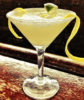 America's Best Margaritas: Matchbox Margarita at The Matchbox