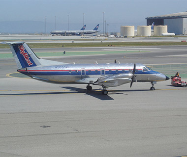 No. 7 SkyWest