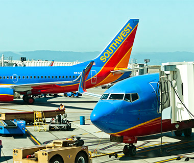 Best and Worst Airlines for Flight Delays: Southwest