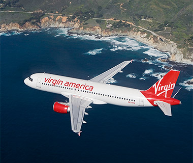 No. 4 Virgin America