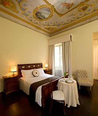 Best New Small Hotels in Italy: 1865 Residenza d'Epoca